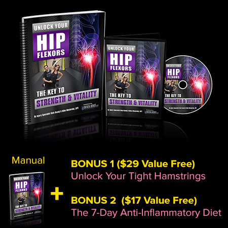 Unlock Your Hip Flexors By Mike Westerdal and Rick Kaselj Honest Review