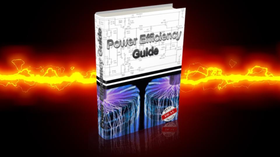 power efficiency guide generator