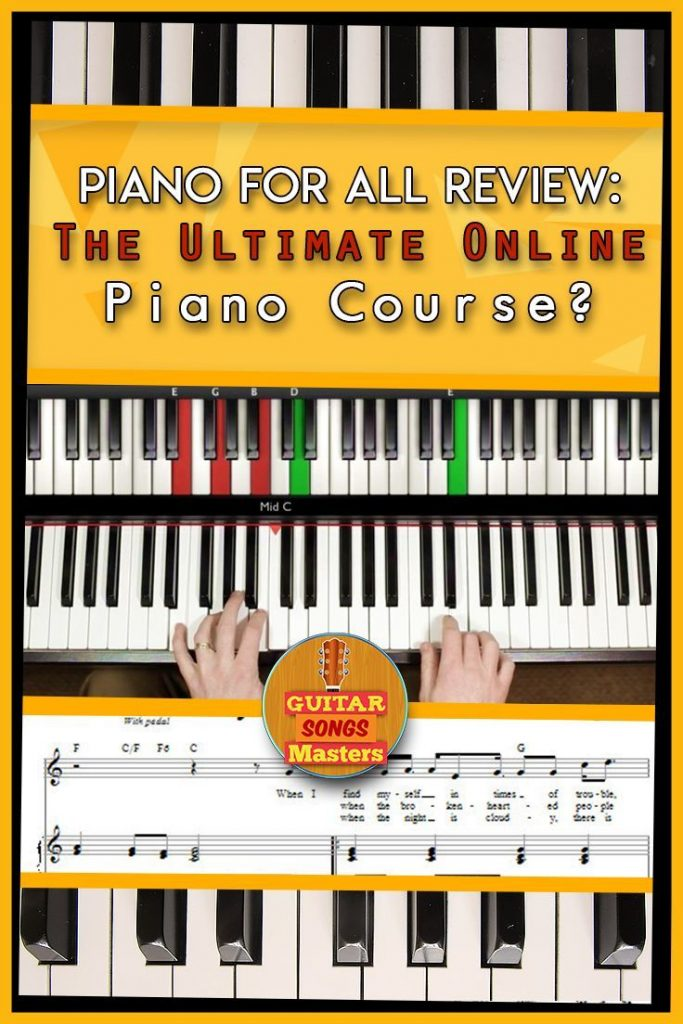 Purchasing Piano For All