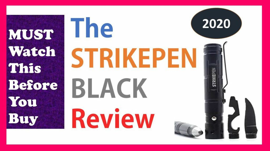 The StrikePen Black Review