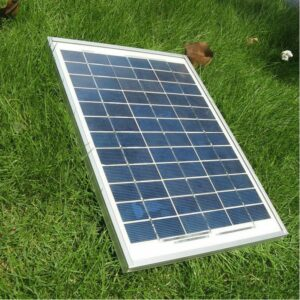 smaller solar panel price