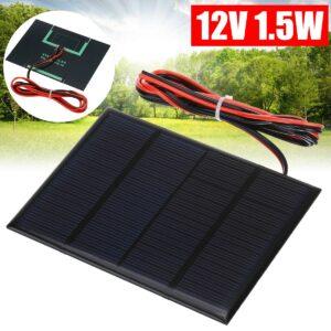 smaller solar power system for home