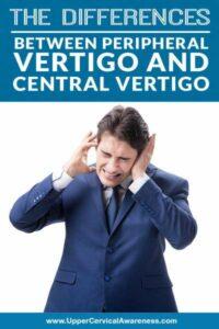 what is central vertigo